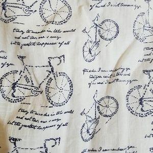 Modcloth bicycle dress